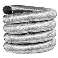 6 u0027 u0027 x 25 u0027 diy chimney single wall liner kit with tee northline