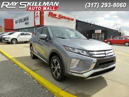 mitsubishi eclipse new 2018 mitsubishi eclipse cross sel 1 5t s awc suv in indianapolis