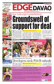edge davao 5 issue 160 by edge davao the business paper issuu