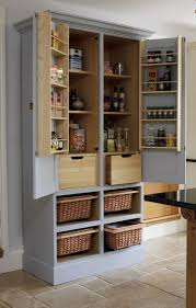 Kitchen Cabinets Second Hand by Kitchen Cheap Gray Free Standing Kitchen Cabinet With Wicker