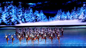 rockettes spectacular radio city new york