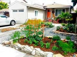 Edible Garden Ideas Edible Front Yard Gardens
