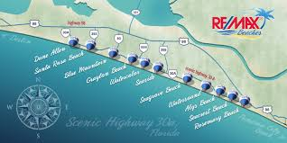 map of panama city panama city and 30a maps remaxbeaches30a com