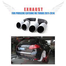 nissan 350z quad turbo online get cheap porsche cayenne exhaust tips aliexpress com