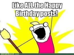 Meme Pics For Facebook - 80 top funny happy birthday memes