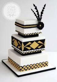 24 pretty perfect art deco cakes art deco cake art deco and