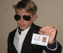 make your own bond 007 id card 16 steps