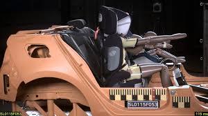 siege auto joie crash test frontale botsproef joie trillo lx