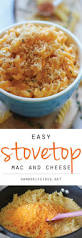 best 25 stovetop mac and cheese ideas on pinterest creamy