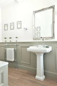 bathroom mirror heated cottage bathroom mirrorold style heated towel rail google search