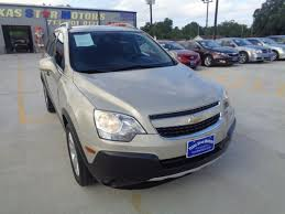 2012 chevrolet captiva sport fleet ls w2ls city tx texas star motors