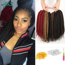 ombre senegalese twists braiding hair find more bulk hair information about natural black senegalese