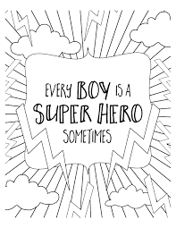 superhero coloring pictures print marvel super heroes pages