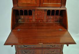 Queen Anne Secretary Desk by Antique Desk Secretary Antique Furniture