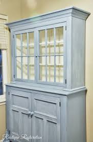 rustique restoration gorgeous french country hutch makeover