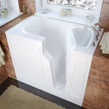 American Standard Walk In Tubs Venzi Vz2646rws 26x46 Right Drain White Soaking Walk In Bathtub