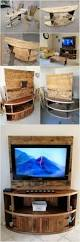 tv stands tv bench diy farmhouse stand plans rustic console