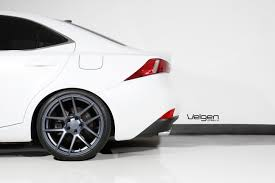 lexus white 2014 2014 lexus is350 fsport velgen wheels vmb5 matte gunmetal