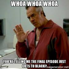 The Sopranos Meme - 34 therapeutic facts about the sopranos