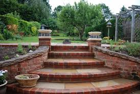 Brick Stairs Design Enchanting Brick Stairs Design Best Images About Front Steps Ideas
