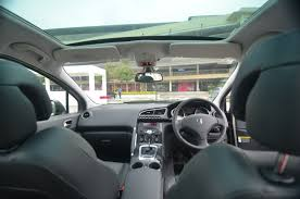 peugeot 3008 interior the peugeot 3008 living life differently kensomuse