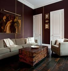 a rich wall color i love benjamin moore affinity caponata w