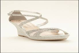 wedding shoes wedges silver wedding shoes wedges evgplc