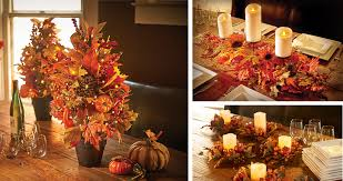 diy centerpiece ideas for thanksgiving marc and mandy show