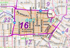 map of houston area houston mls area maps