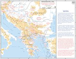Greece On Map Southern Front Maps Of World War Ii U2013 Inflab U2013 Medium