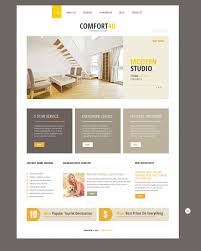 Free Real Estate Website Templates by Square Real Estate Joomla Template 46370