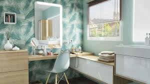 chambre avec papier peint papier peint tendance les plus beaux modèles déco et conseils de