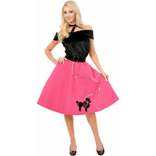 grease halloween costumes party city poodle skirt costumes