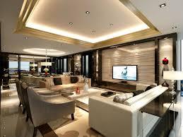 Interior Design Apartment Modern Luxury Dining Room Residential - Luxury apartments design