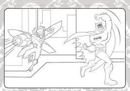 coloring pages nice batman the brave and bold coloring pages bw