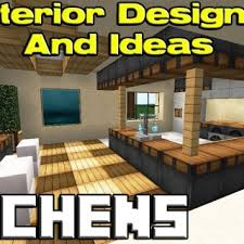 contemporary kitchen design minecraft designs inside