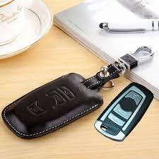 bmw 3 series key fob aliexpress com buy nanzihan leather smart key fob cover key