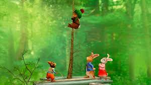 rabbit treehouse the tale of the secret treehouse series 1 rabbit