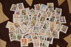 shower of roses all saints bingo a 30 card printable bingo set