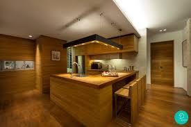 9 wanderlust homes in singapore akihaus oceanfront dry kitchen