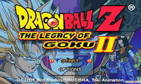 download dragon ball legacy goku ii android games apk
