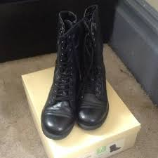 womens combat boots target mossimo mossimo combat boots reduced from l s closet on poshmark
