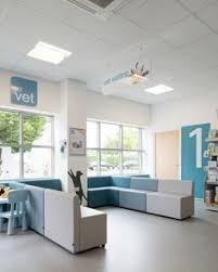 reception area view 12 hospital design vet pinterest