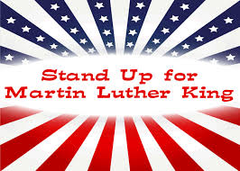 stand up for martin luther king youtube