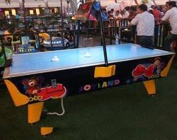 Best Air Hockey Table by Air Hockey Table Titanic Air Hockey Manufacturer From Delhi
