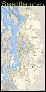 Amazon Seattle Map by Episode 072 U2013 Greater Seattle The Arcology Podcast
