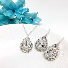 prom jewelry bling prom jewelry 2018 halo necklace swarovski two be