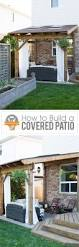 how to build a patio cover with a corrugated metal roof metal