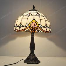 12 inch l bedroom bedside baroque welding glass with