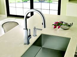 motionsense kitchen faucet why touch your kitchen faucet when you don t to moen expands